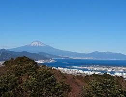 2018正月の富士