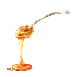 ハニーブッシュ蜂蜜