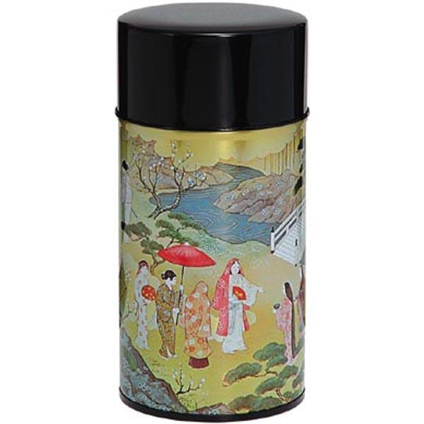 B-03 桃山化粧缶